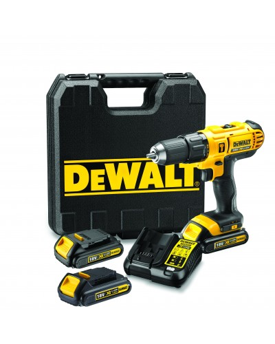 Akumulatorski udarni vrtalnik Dewalt DCD776C3