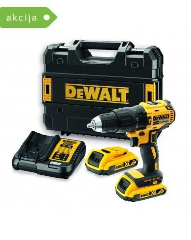 Akumulatorski udarni vrtalnik Dewalt DCD778D2T