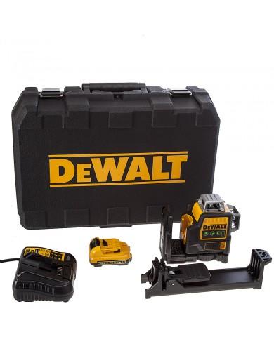 Križno linijski laser Dewalt DCE089D1G