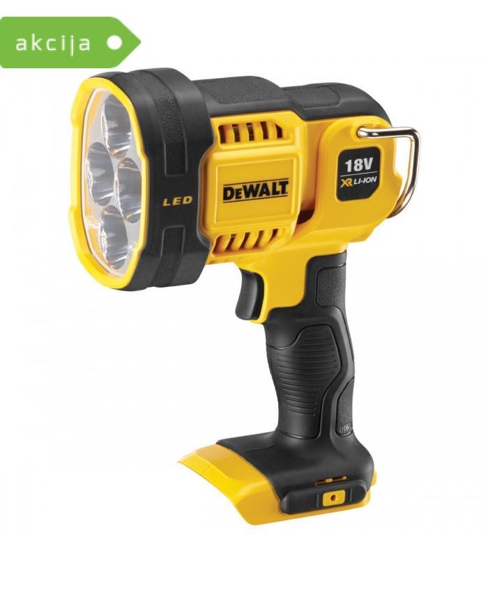 Akumulatorska svetilka LED Dewalt DCL043