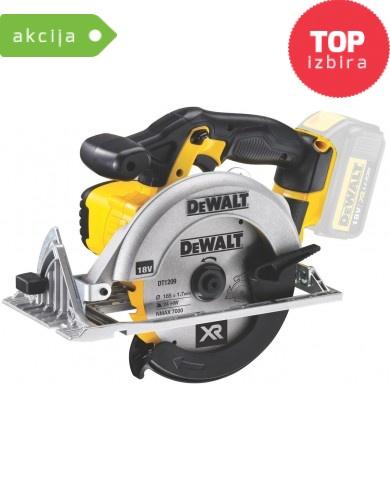 Akumulatorska krožna žaga Dewalt DCS391N