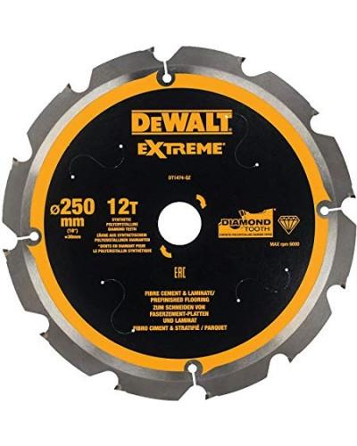 List krožne žage za cement 165/20 4 ZOB Dewalt DT1471