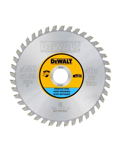 List krožne žage za cement 250/30 12 ZOB Dewalt DT1474