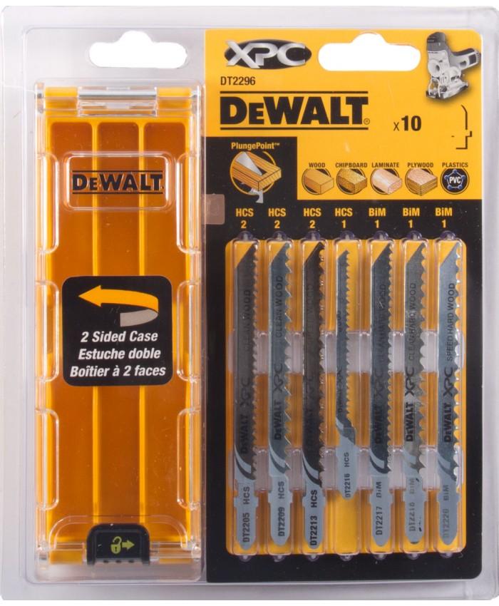 Garnitura listov za vbodno žago Dewalt DT2296