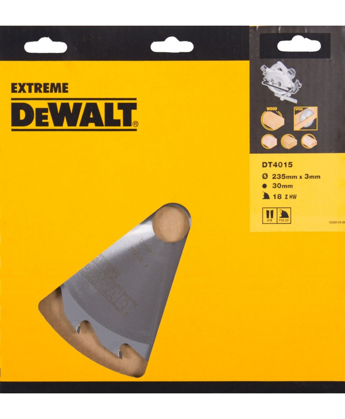 List za krožno žago Dewalt DT4015