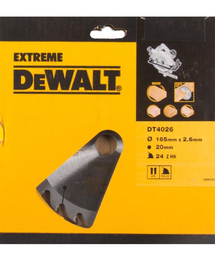 List za krožno žago Dewalt DT4026