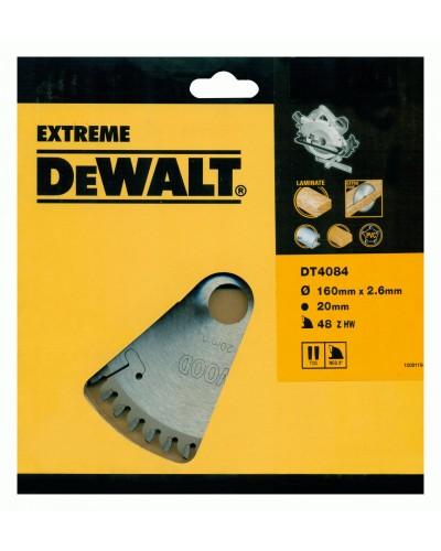 List za krožno žago Dewalt DT4084
