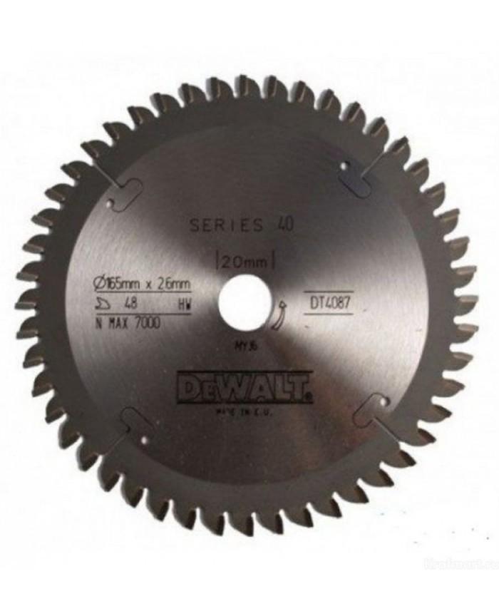 List za krožno žago Dewalt DT4087