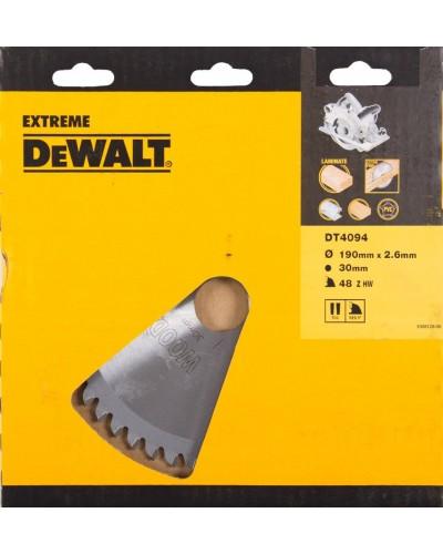 List za krožno žago Dewalt DT4094