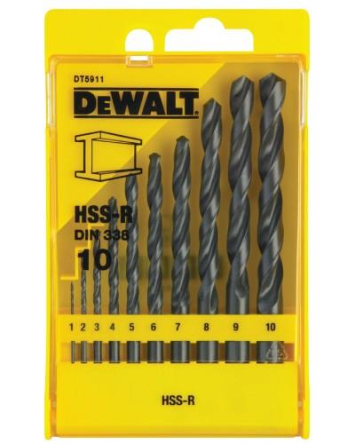 Garnitura svedrov za kovino Dewalt DT5911