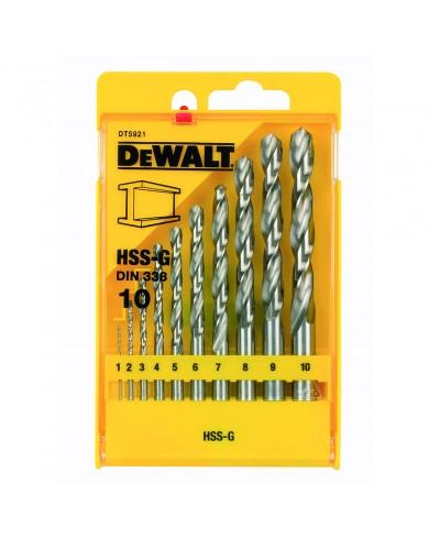 Svedri za kovino Dewalt DT5921
