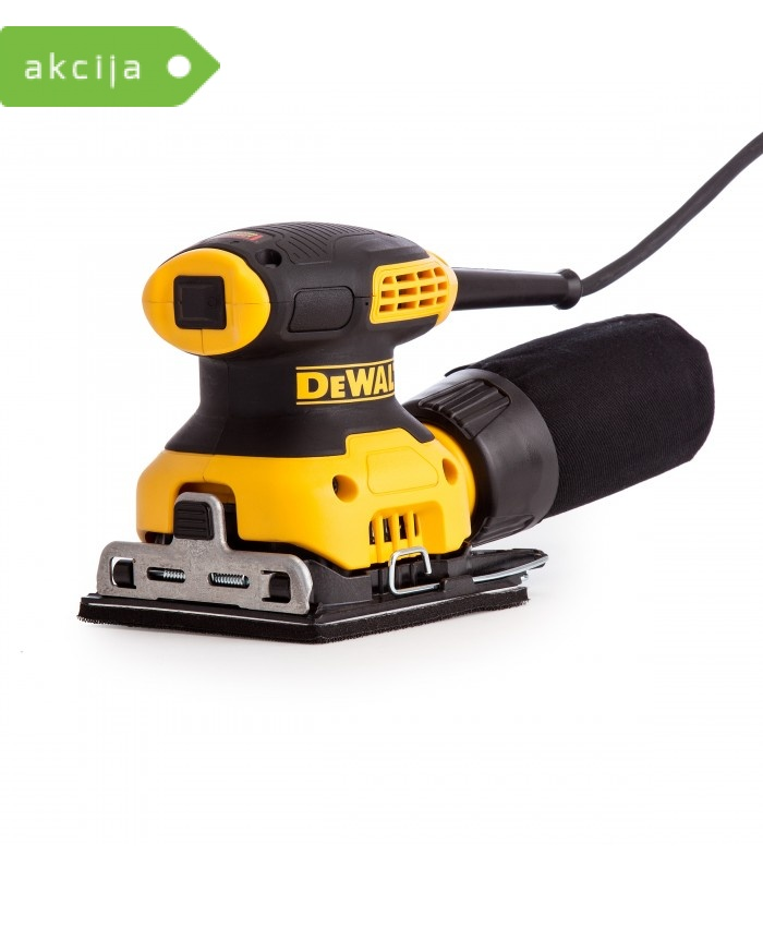 Vibracijski brusilnik Dewalt DWE6411