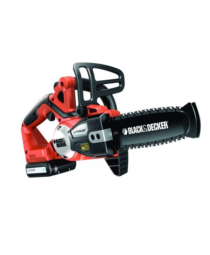 Akumulatorska verižna žaga Black & Decker GKC1820L20