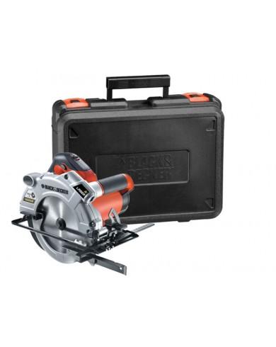 KROŽNA ŽAGA Black & Decker KS1500LK