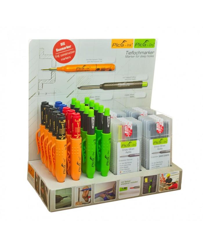 Set označevalnih svinčnikov Pica 3025
