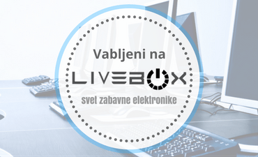 Zabavna elektronika Livebox